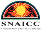 SNAICC – National Voice for Our Children logo